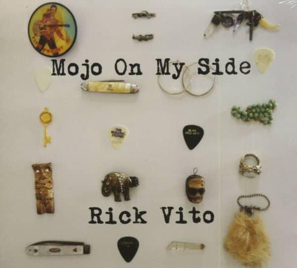 Mojo On My Side (CD)