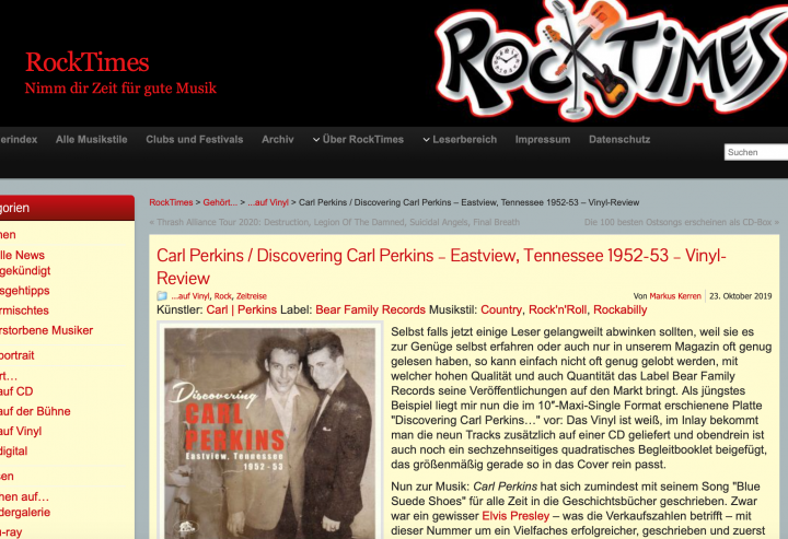 Press-Archive-Carl-Perkins-Discovering-Carl-Perkins-Eastview-Tennesse-1952-1953-LP-10inch-rocktimes