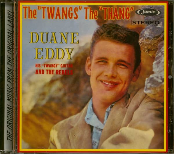 "The ""Twangs"" The ""Thang"" (CD)"