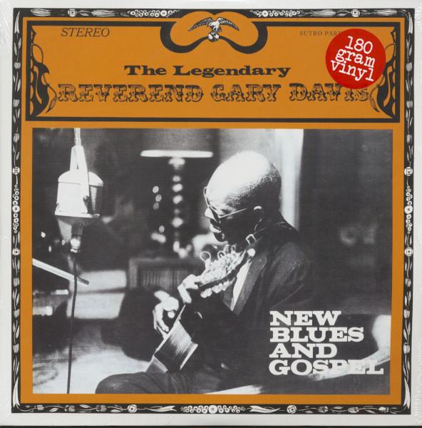 New Blues And Gospel (LP, 180g Vinyl)
