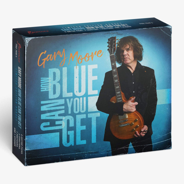 How Blue Can You Get (CD)