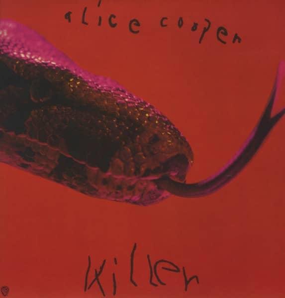 Killer (LP, 180g Vinyl)