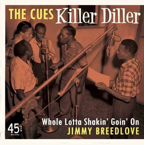 Killer Diller b-w Whole Lotta Shakin' Goin' On 7inch, 45rpm, PS