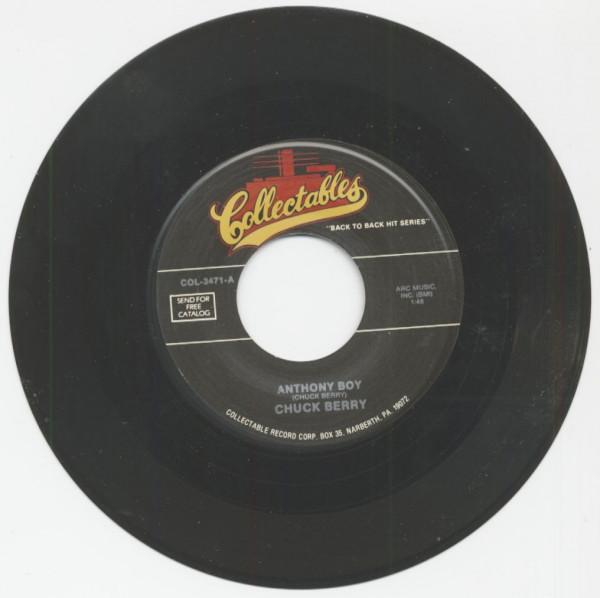 Anthony Boy - Havana Moon (7inch, 45rpm)