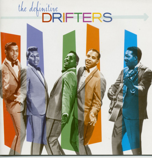 The Definitive Drifters (2-CD)