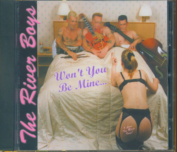 Won't You Be Mine (CD)