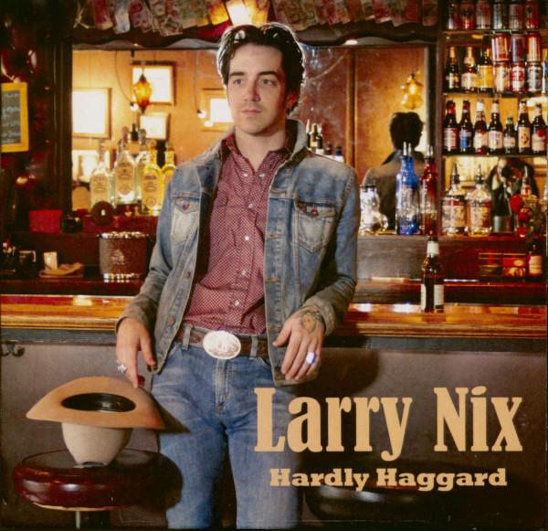 Hardly Haggard (CD)