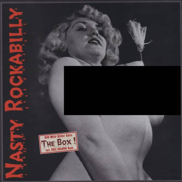 Nasty Rockabilly - The Box (10-CD)