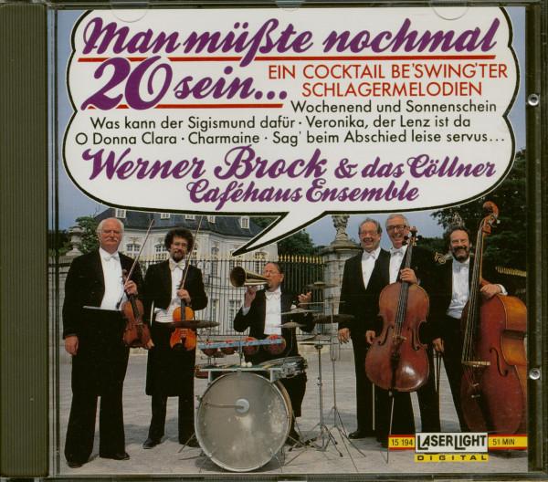 Man Müßte Nochmal 20 sein (CD)