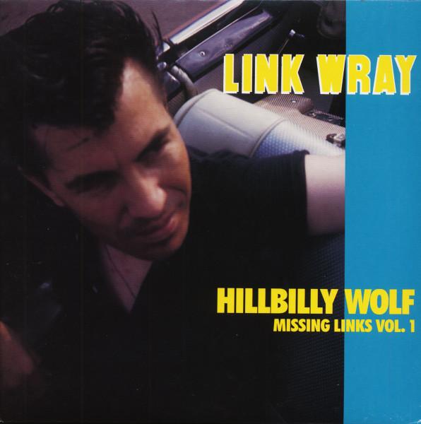 Hillbilly Wolf - Missing Links Vol.1 (LP)