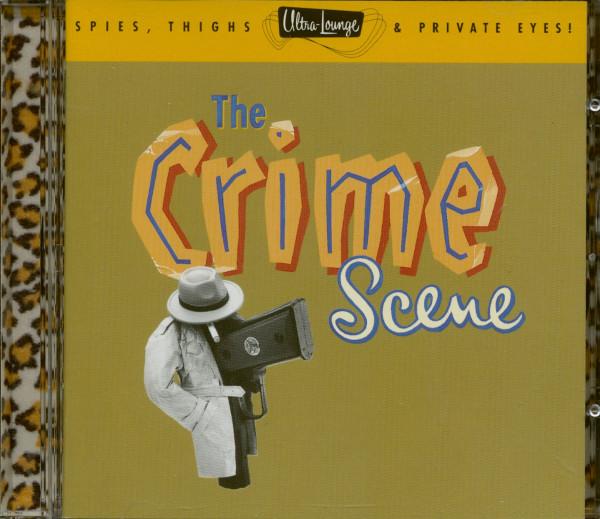 Ultra Lounge - Crime Scene Vol.7