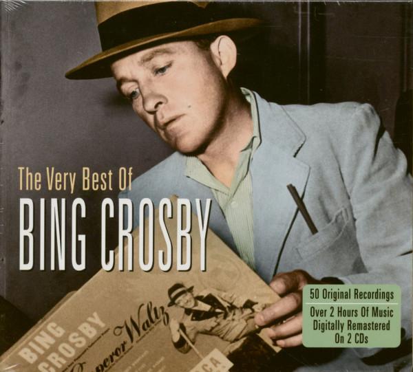 The Very Best Of Bing Crosby (2-CD)