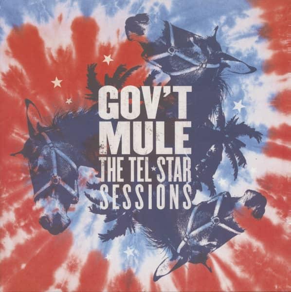 The Tel-Star Sessions (2-LP, Splatter Vinyl)
