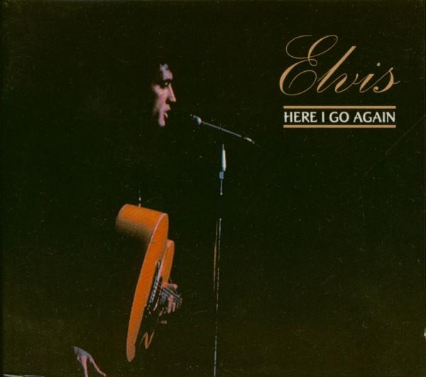 Here I Go Again (CD)