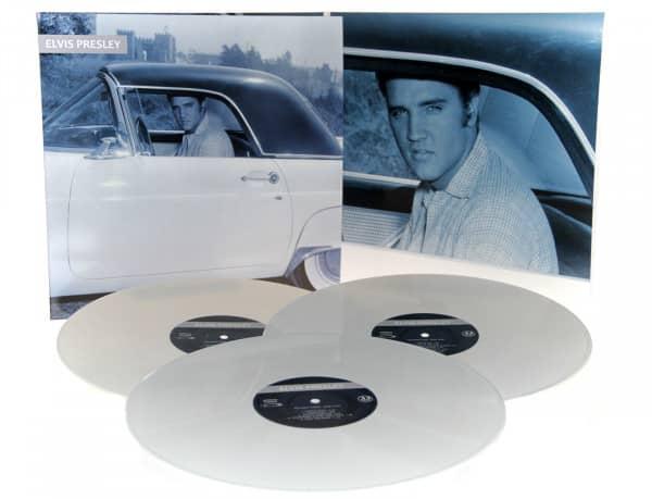 Elvis Presley (3-LP, Ltd)
