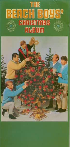 The Beach Boys' Christmas Album (US-Longbox)