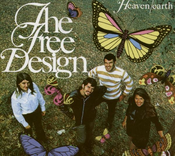 Heaven / Earth (CD)