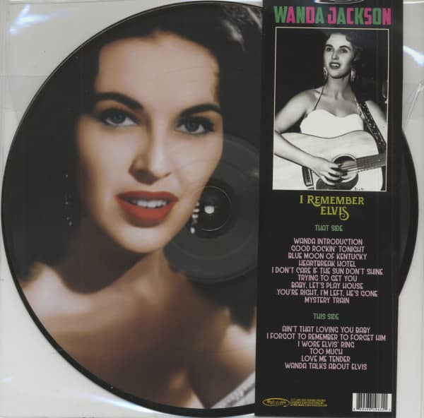 I Remember Elvis (LP, Picture Disc, Ltd.)