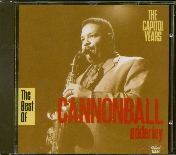 Best Of Cannonball Adderley - The Capitol Years (CD)