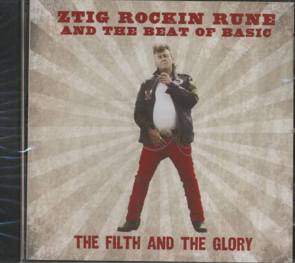 The Filth And The Glory (CD)