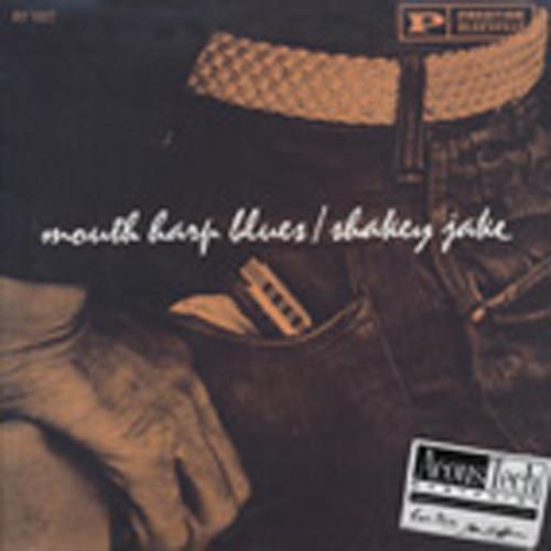 Mouth Harp Blues (2-LP)