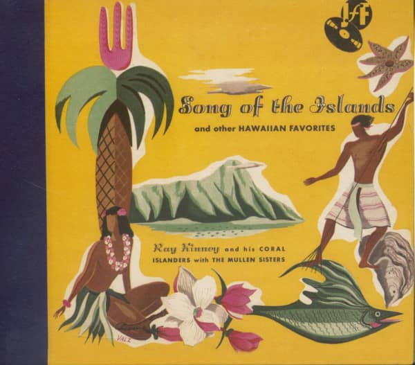 Song Of The Islands And Other Hawaiian Favorites (CD)