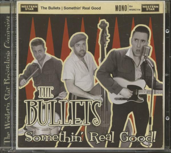 Somethin' Real Good (CD)