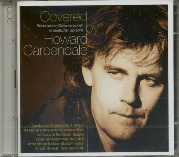 Covered By Howard Carpendale (2-CD)