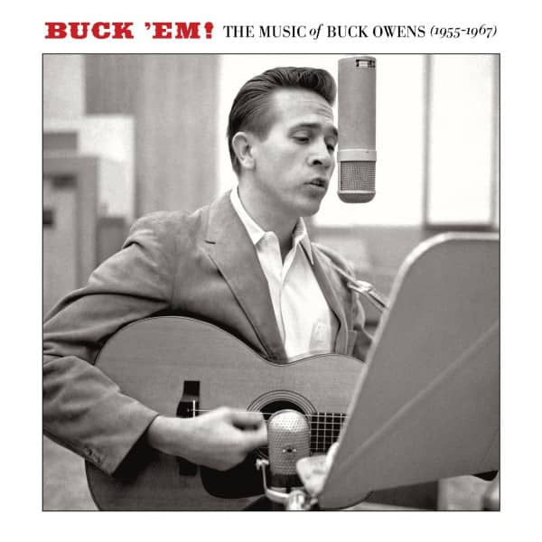 Buck Em: Vol 1 the Music of Buck Owens (2-CD)
