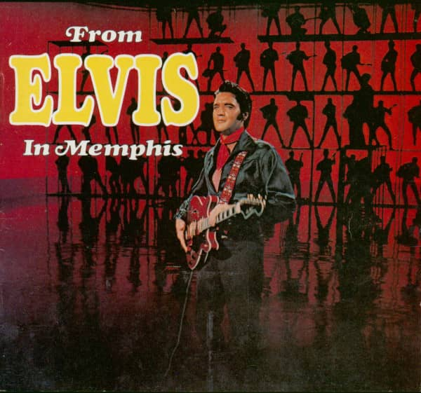 From Elvis In Memphis (CD)