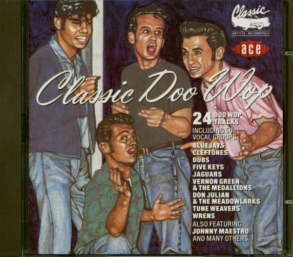 Classic Doo-Wop (CD)