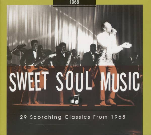 29 Scorching Classics From 1968 (CD)