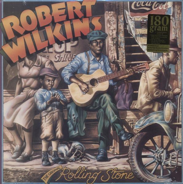 The Original Rolling Stone (LP, 180g Vinyl, Ltd.)