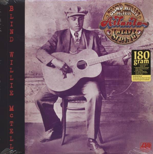 Atlanta Twelve String (LP, 180g Vinyl, Ltd.)