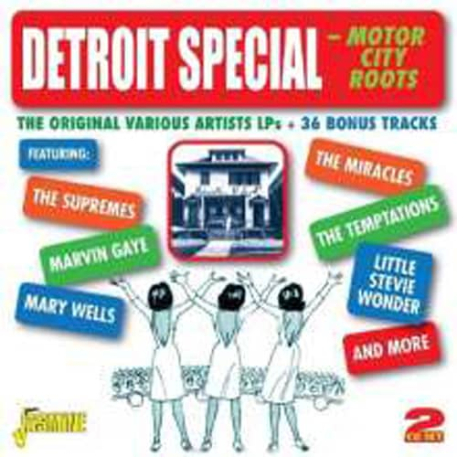 Detroit Special: Motor City Roots (2-CD)