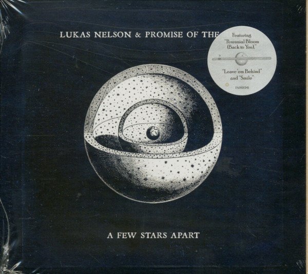 A Few Stars Apart (CD)