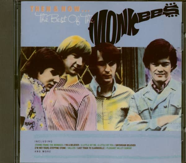 Then & Now - The Best Of The Monkees (CD)