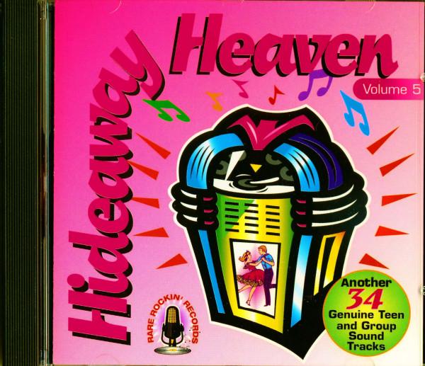 Hideway Heaven Vol.5