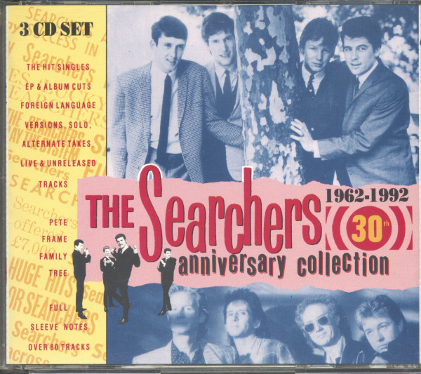 30th Anniversary Collection 1962-1992 (3-CD, Ltd.)