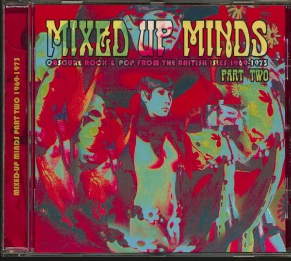 Mixed-Up-Minds - Part 2 (CD)