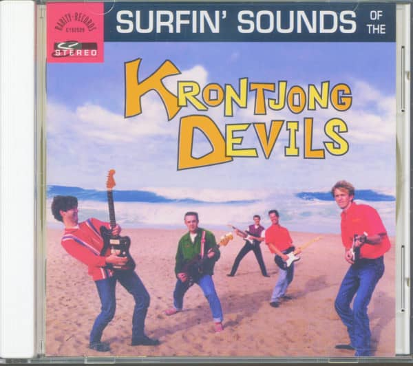 Surfin' Sounds (CD)
