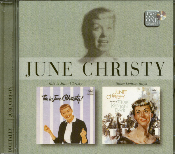 This Is June Christy - Those Kenton Days (CD)