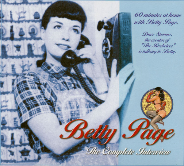Betty Page - The Complete Interview (CD)