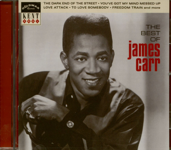 The Best Of James Carr (CD)