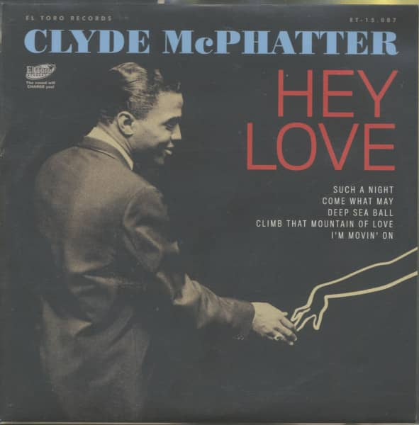 Hey Love (7inch, 33rpm, EP, PS, SC)