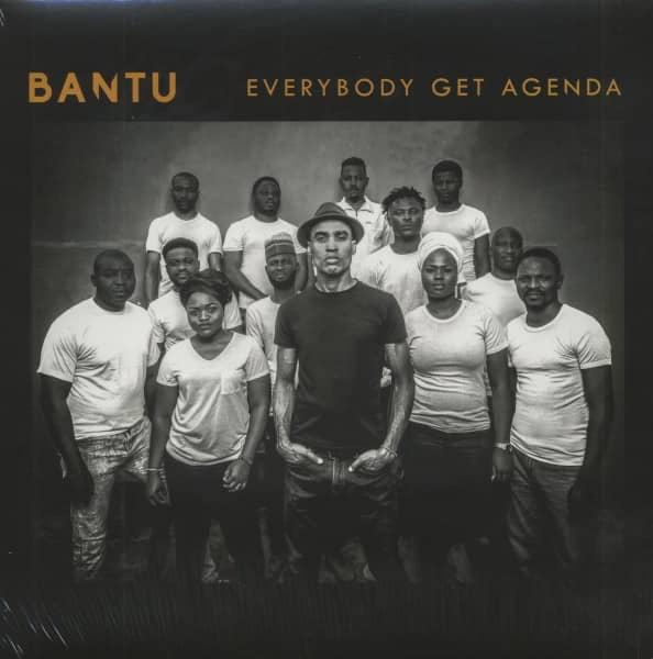 Everybody Get Agenda (LP)