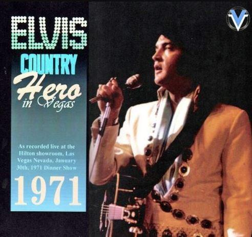 Country Hero In Vegas (LP+CD+7inch)