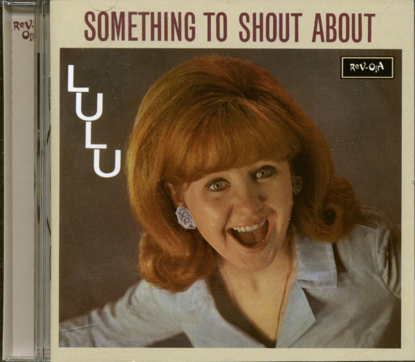 Something To Shout About (CD)