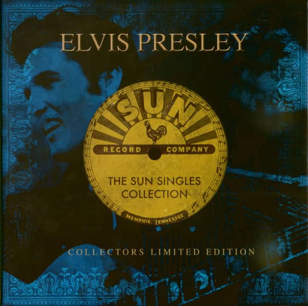 The Sun Singles Collection (Limited Edition - Blue Vinyl, 7inch, 45rpm)