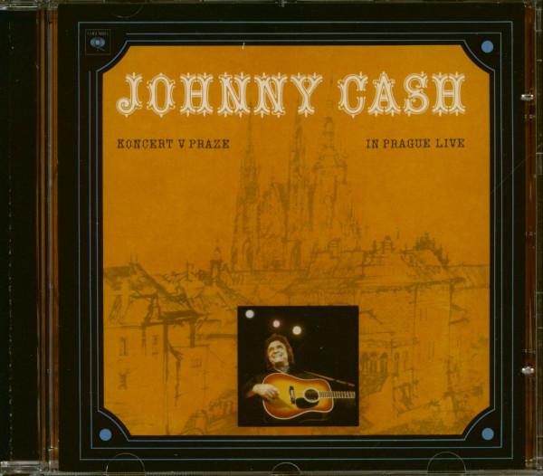 In Prague Live - Koncert V Praze (CD)